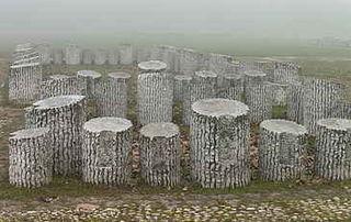 Gedenkstätte für die Opfer des Massakers in Kraljevo 1941.