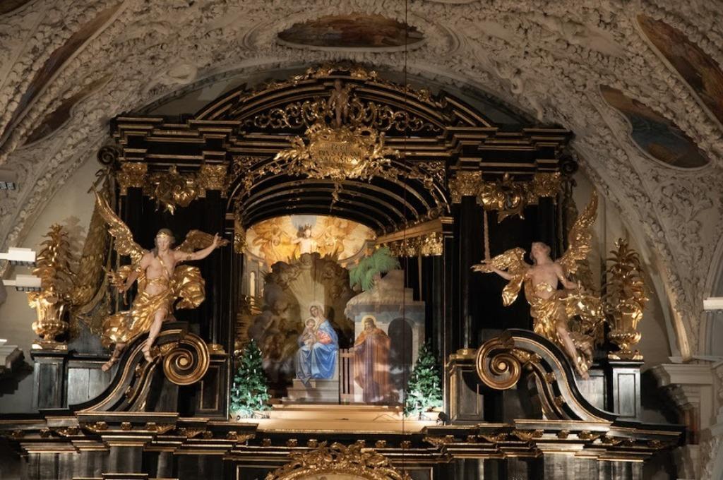 Weihnachten Kirche.Eine Woche Wird Ein Tag Innsbruck