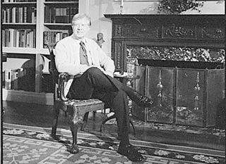 Jimmy Carter mit seinem berühmten Cardigan