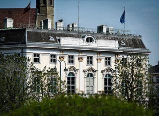 Das Bundeskanzleramt in Wien ist für viele Touristen eine Sehenswürdigkeit. Passend dazu stellt die Tourismuswirtschaft viele Forderungen an die neue Regierung.