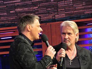 """Song-Contest-Veteran """"Johnny Logan"""" rockte mit tollen Liedern und Melodien auf der Bühne wie """"eh und je!"""""""