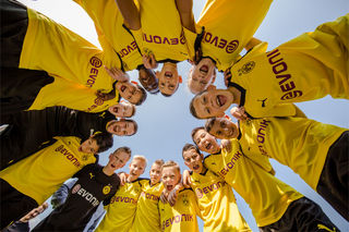 Die Fußballschule von Borussia Dortmund bietet im Juli einen dreitägigen Kurs an.