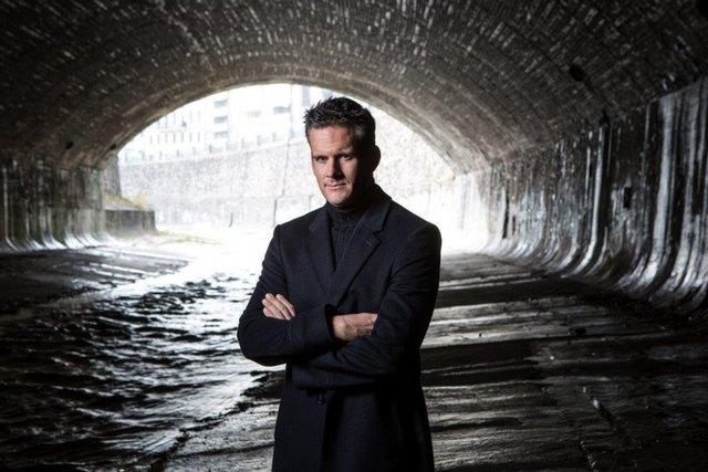 Philippe Jordan im Kanalsystem, doch im Dirigat ein Spitzenmann