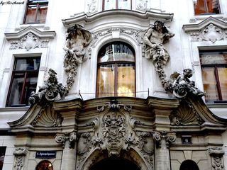 Meine Stadtspaziergänge Teil 5 - 1010 Wien, Spiegelgasse 6, Palais Szechenyi