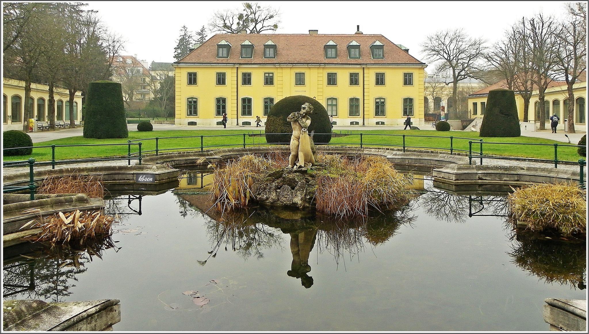 Tiergarten 1752