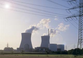 In Spitzenzeiten wird auch in Österreich Atomstrom importiert.