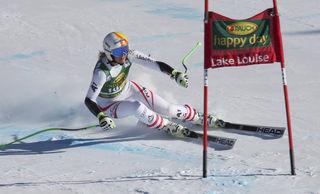 Platz 36 gab's für die blutjunge Conny Hütter am 7. Jänner 2012 in Bad Kleinkirchheim: Dieses Ergebnis wird sie diesmal toppen.