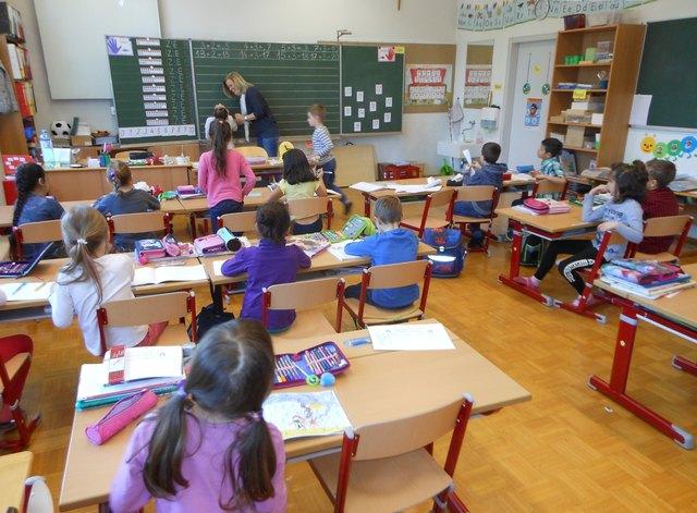 Den Lehrern ist es ein großes Anliegen, dass die Schüler, egal, welcher Herkunft, gleich behandelt werden.