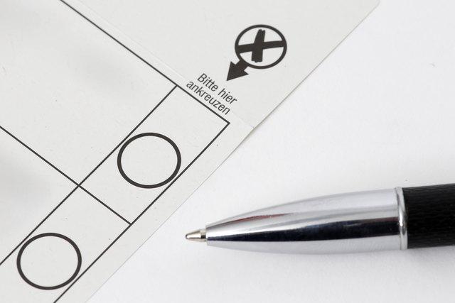 537.273 TirolerInnen sind am 25. Februar 2018 wahlberechtigt.