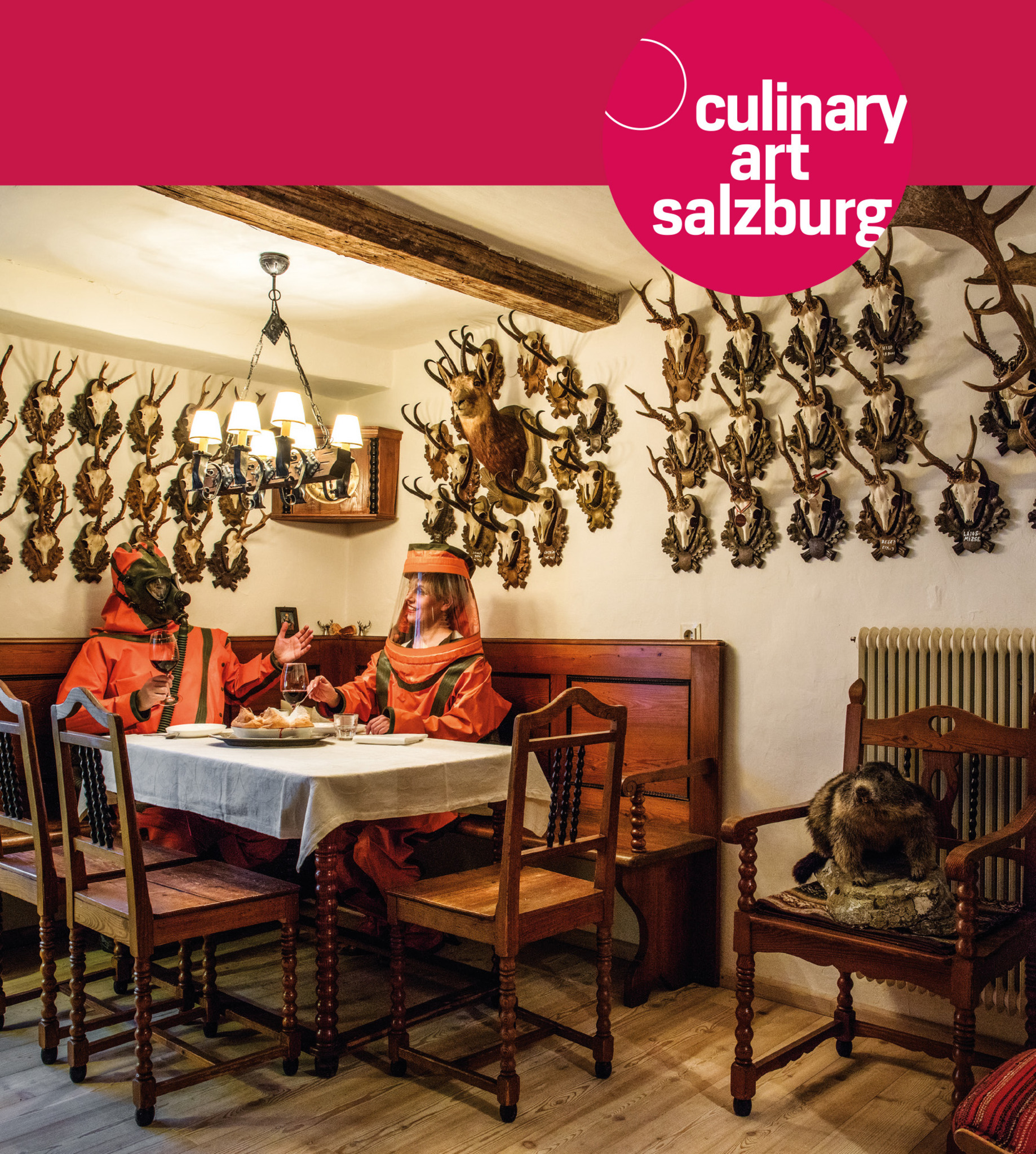 """Salzburg """"Über Essen Reden"""""""
