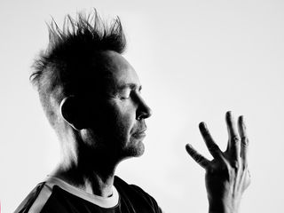 Punkgeiger Nigel Kennedy kommt am 1. Mai nach Imst.