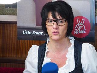 Landtagsabgeordnete Bürgermeisterin Renate Gruber