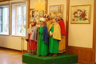 Neujahrsempfang in Kritzendorf