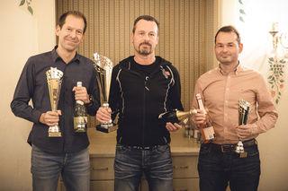 v.l.n.r.: Thomas Baucek, Ralph Zehenthofer, Christian Schuster