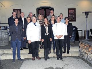 Die Gäste waren begeistert von der tollen Durchführung des Pilotprojektes von Irene Weindorfer und Thomas Ranninger.