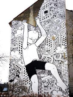 Vienna Murals - Street Art