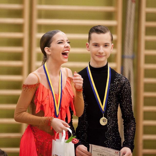 Bez. Korneuburg - 4x Gold für Leon Mühleder & Lucy Erdeg - Fotocredits: Regina Courtier