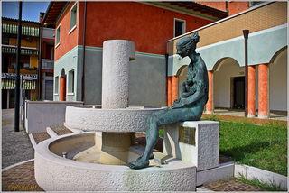 Habe ich in Sarone/Italien entdeckt...