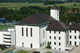 Kapelle des Paulinum Schwaz