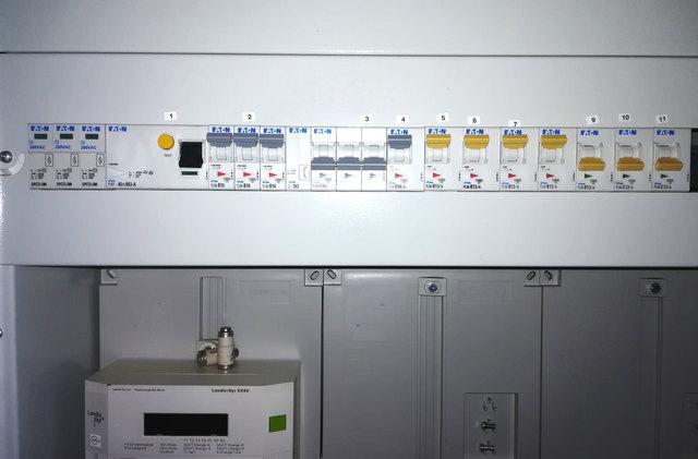 Der in Oberwart abgebrannte veraltete Stromkasten wurde mittlerweile vom Profi erneuert. Eine Investition, die sich lohnt!