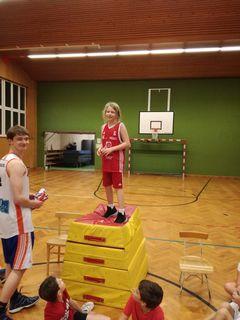 Katharia Wobisch erzielte 24 Treffer für die Waidhofener