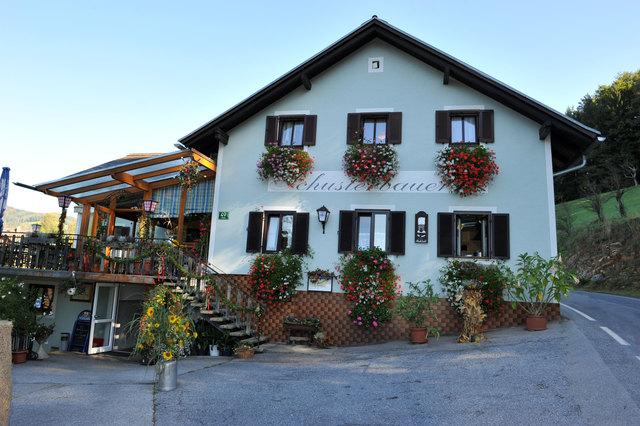 Seit über einem Jahr wird im Gasthaus Schusterbauer in Hörgas nicht mehr geraucht. Den (meisten) Gästen gefällt's.
