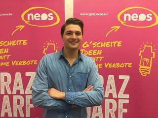 Will eine Förderung für Supercomputer in Graz: Niko Swatek