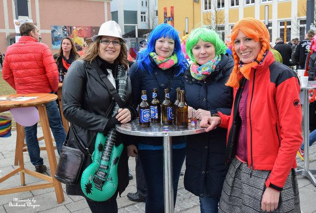 So wie 2016, gibt es auch heuer wieder einen großen Faschingsumzug in Wies!