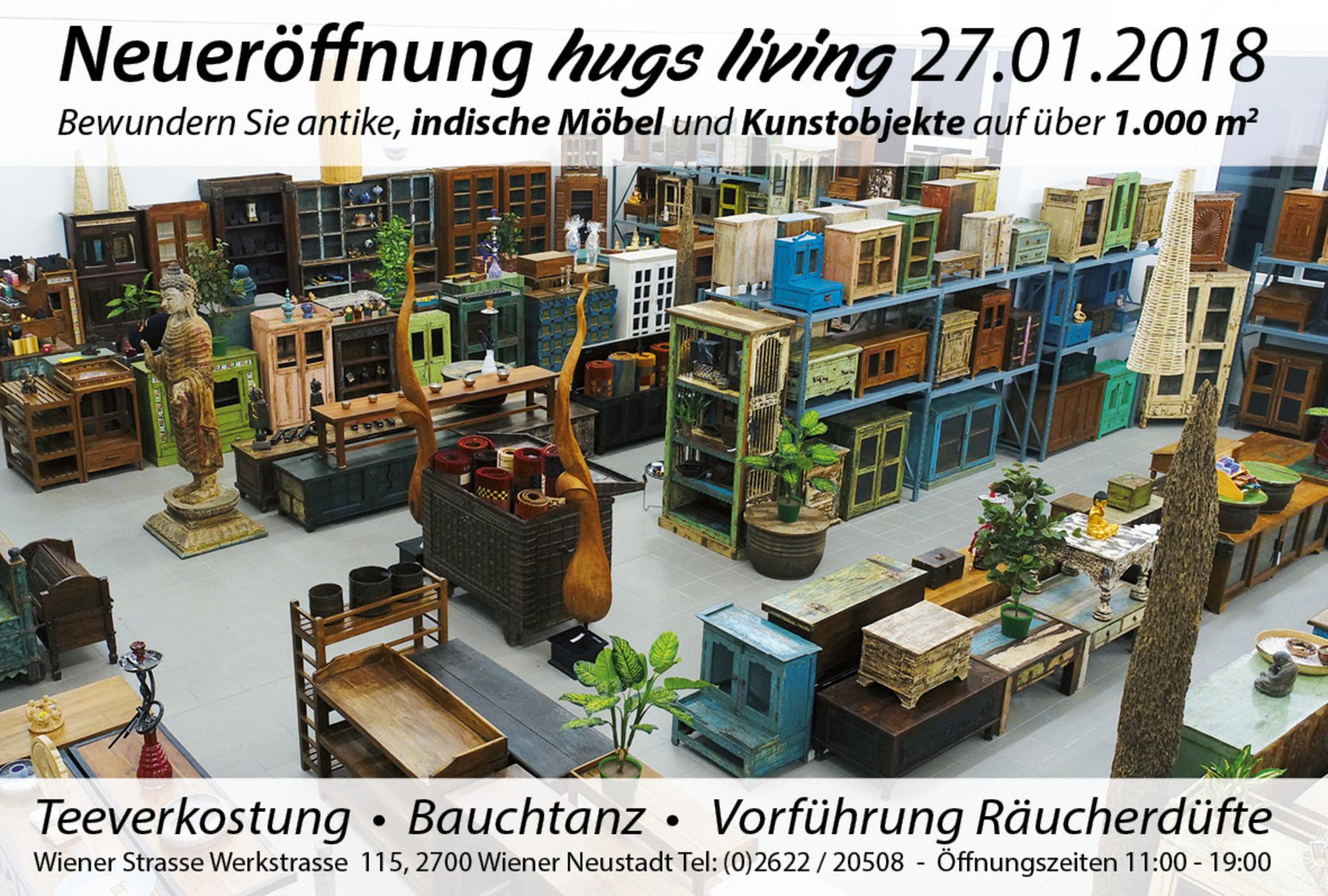 Eröffnung Hugs Living Wiener Neustadt