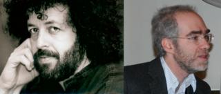 Elias Meiri & Vladimir Vertlib treten gemeinsam in Ischl auf.