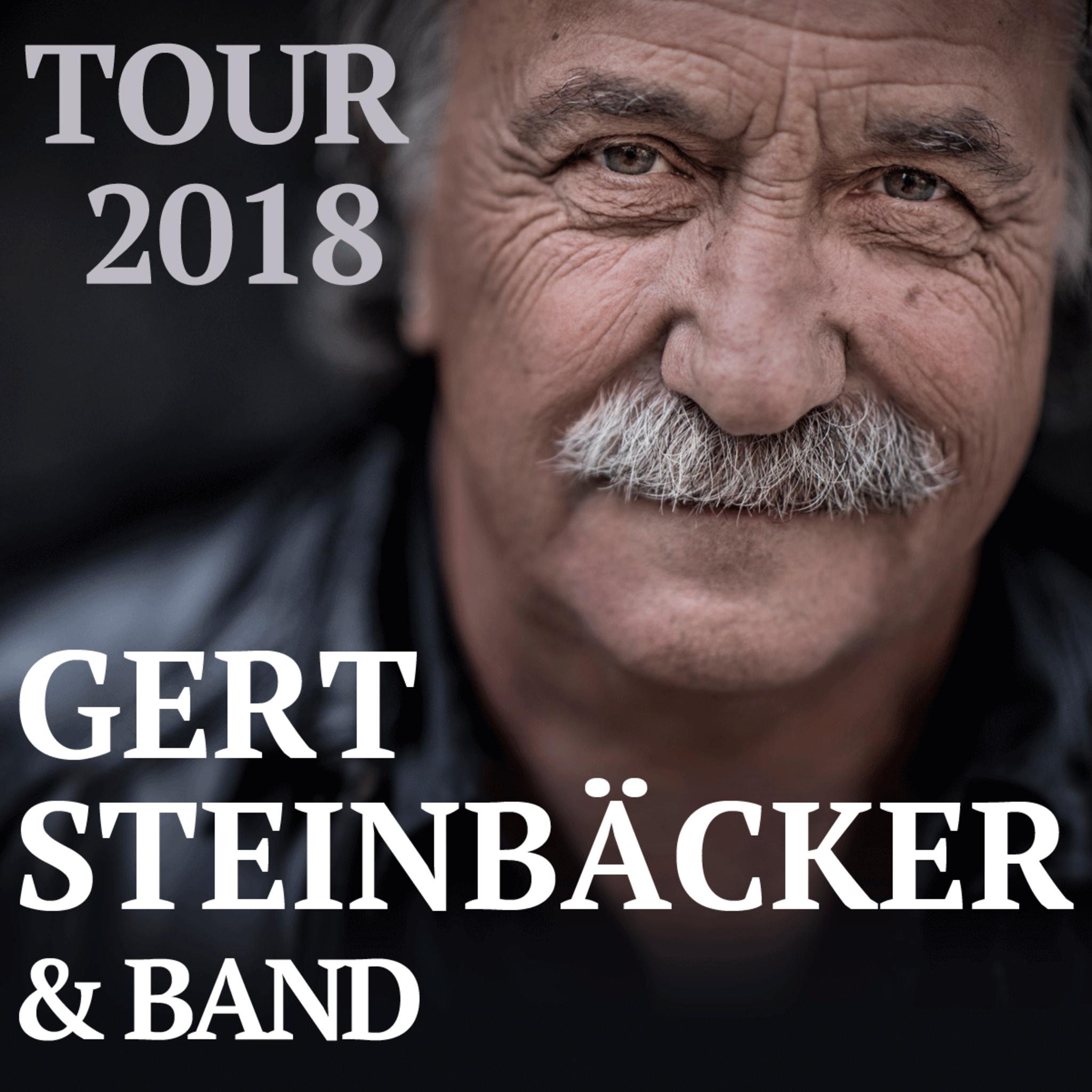 Gert Steinbäcker Tour