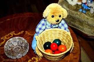 Mir geht's mit Ostereiern wie manchen anderen mit den Weihnachtskeksen.. ich kann's nie erwarten! ;)))