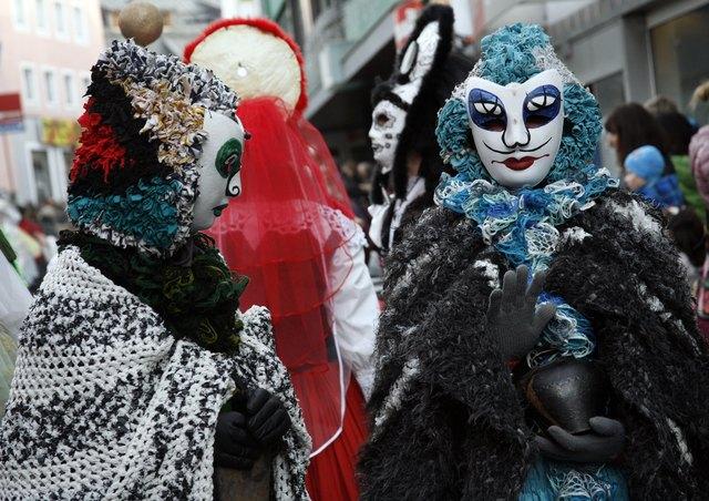 Am 8. Februar geht die 6. Weiberfasnacht in Imst in Szene.