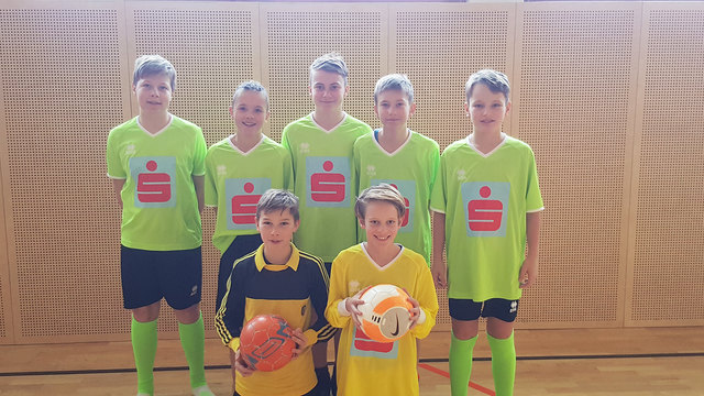 Die Kicker der NMS Mariapfarr sicherten dem Lungau einen zusätzlichen Startplatz auf Landesebene in der nächsten Schülerliga-Saison.