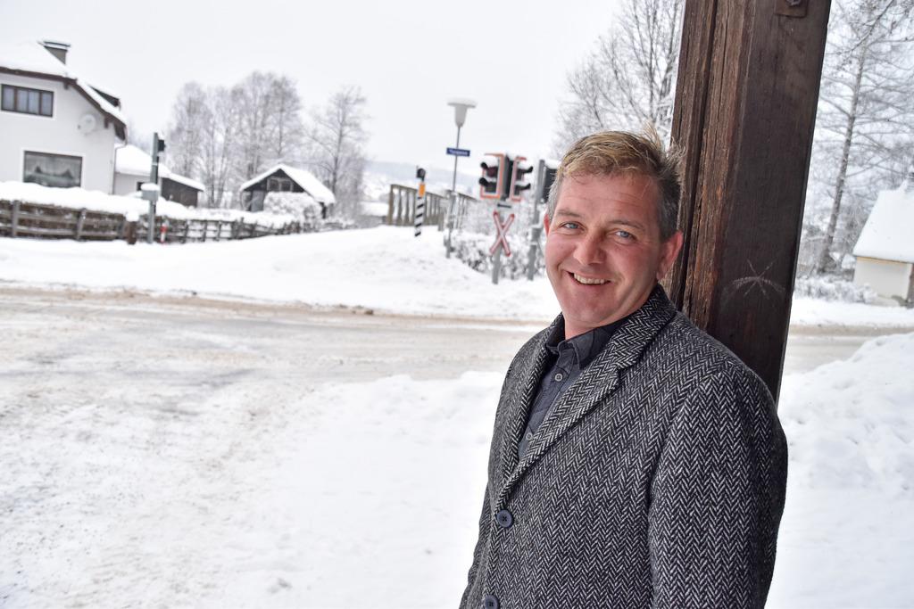 Gerd Brand, SPÖ-Landtagsabgeordneter aus Sankt Margarethen im Lungau.