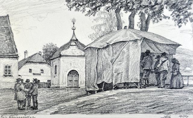 Johanneskapelle am Kamp