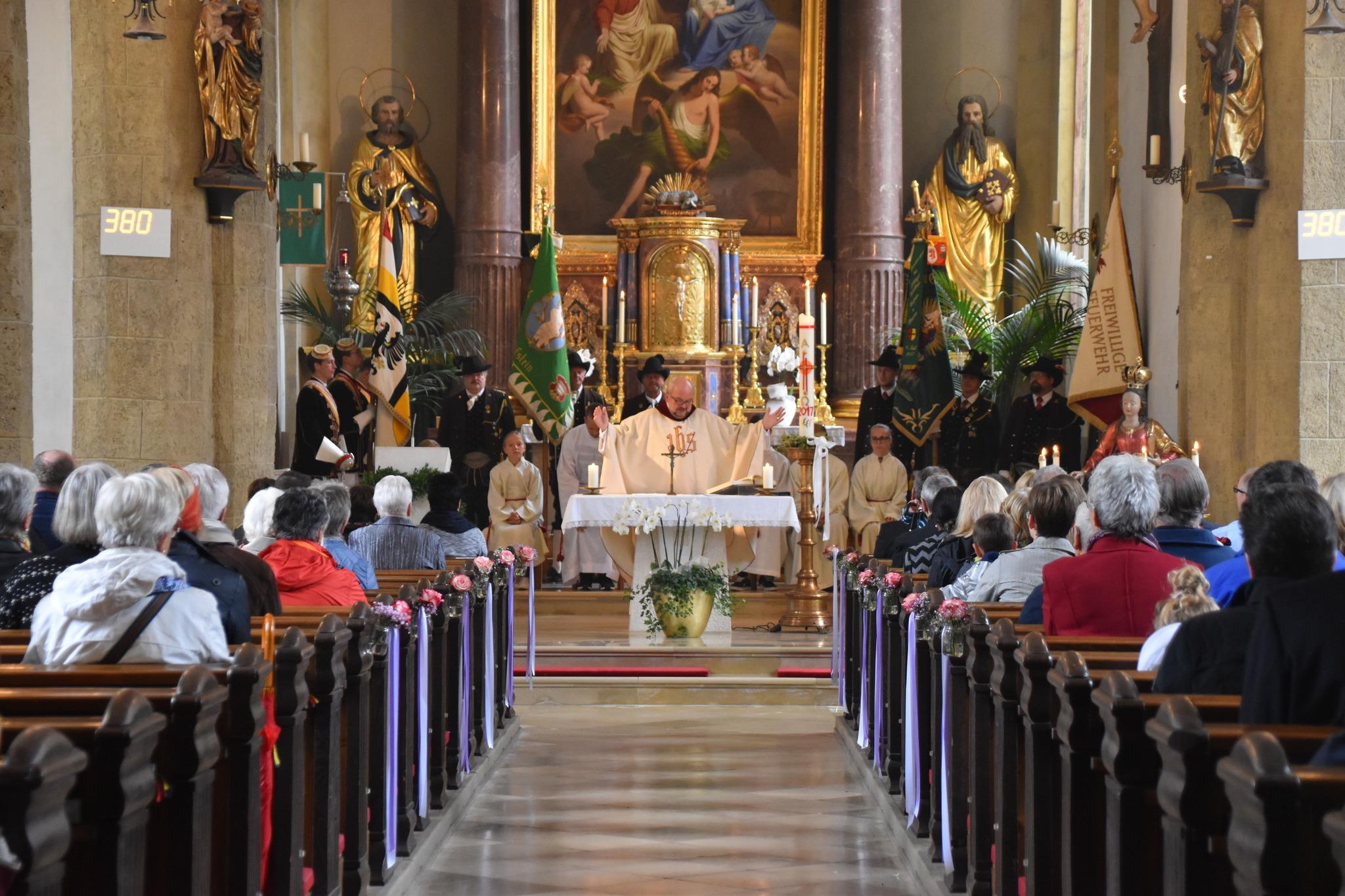 Katholische Messe Ablauf