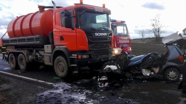 Die beiden Pensionisten kamen bei dem Unfall ums Leben.