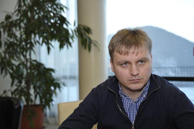 Viktor Babushchak von der Panhans-Gruppe