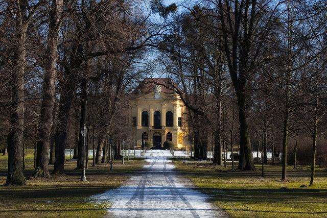 Fotocredits: Regina Courtier - Schloss Eckartsau
