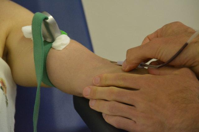 In Eisenstadt werden am 25. und 26. Jänner Stammzellenspender gesucht.