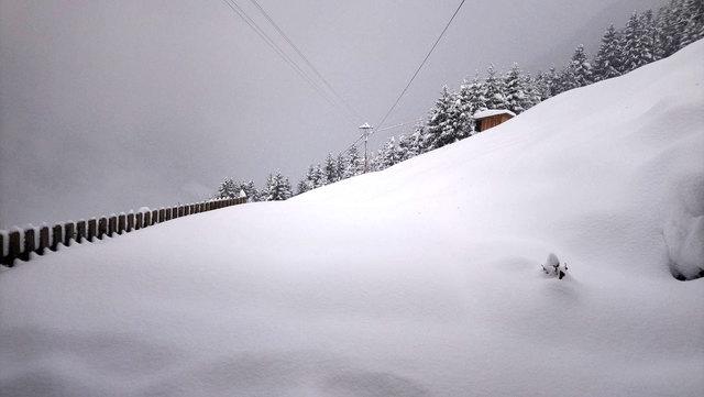 Im Sellraintal ist Winter – da sind ungewöhnliche Maßnahmen in der Notversorgung angesagt!