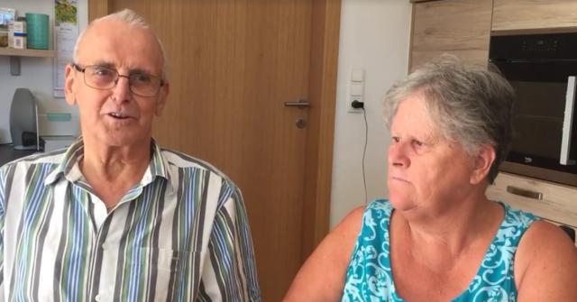 Die Trauer darüber, dass sie von dem Bad Ischler so dreist angelogen worden sind, sitzt bei Josef und Barbara Strassmair tief.