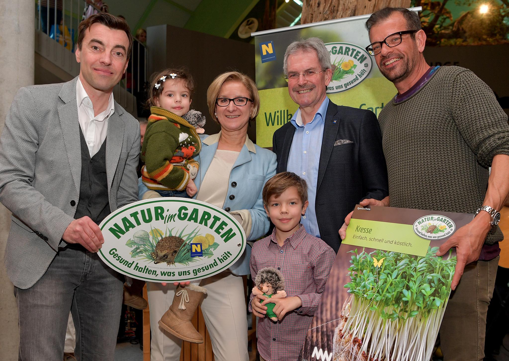 """Natur im Garten""-Schwerpunkt 2018: Der Baum - St. Pölten"