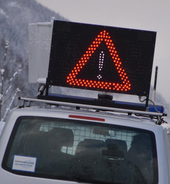 DIe Straße über den Tauern wurde auf der Lungauer Seite am 21. Jänner 2018 wieder gesperrt. (Symbolbild)