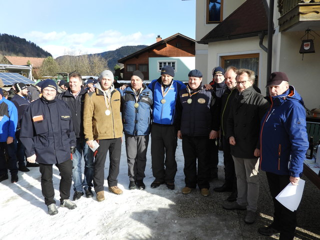 1.Platz FF Bodensdorf