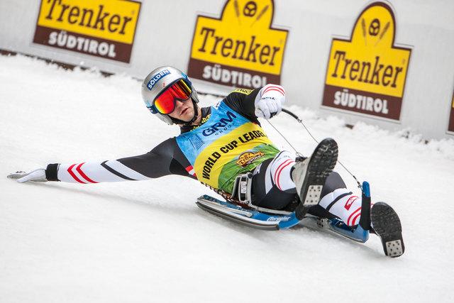 Thomas Kammerlander baute in St. Sebastian seinen Vorsprung im Gesamtweltcup weiter aus.