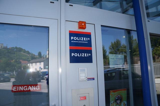 Die Polizei sucht Zeugen, die einen Unfall in Köflach gesehen haben.