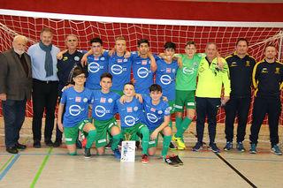 WSC-Hertha: Turnierzweiter