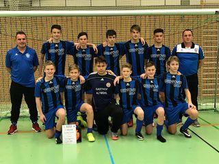 Das U15- Team der ASKÖ Ohlsdorf SPG Ohlsdorf/Gmunden setzte sich gegen Nachwuchsteams von Bayern München & Co durch.